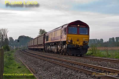 66060, King's Sutton, 6M44, 12th April 2014