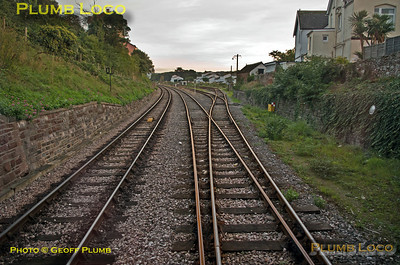 FGW Tracker Tour II, Paignton South, 2Z13, 12th October 2013