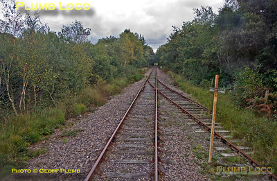 FGW Tracker Tour II, Imerys Siding, Heathfield, 2Z12, 12th October 2013