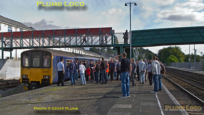 FGW Tracker Tour II, Keyham Yard, 2Z12, 12th October 2013