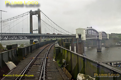 FGW Tracker Tour III, Royal Albert Bridge, 2Z11, 10th May 2014