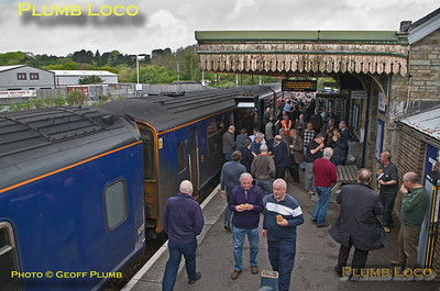 FGW Tracker Tour III, Par Pasty Break, 2Z11, 10th May 2014