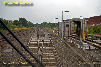 PoV 168 215, BLS Semaphore & Sidings Tracker, Tyseley South Junction, 1Z22, 2nd August 2014