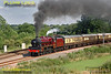 "LMS ""Jubilee"" 5XP 4-6-0 No. 5690 ""Leander"" passing Hatton North Junction, this time without being stopped, slightly late at 17:27 on Sunday 10th July 2005 with ""The Shakespeare Express"" from Stratford-upon-Avon to Birmingham Snow Hill. Digital Image No. IMGP1227."