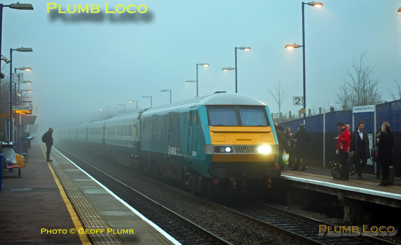 82306, Haddenham & Thame Parkway, 1H20, 11th December 2013