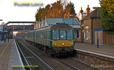 960 301, Stoke Mandeville, 3S74, 13th December 2014