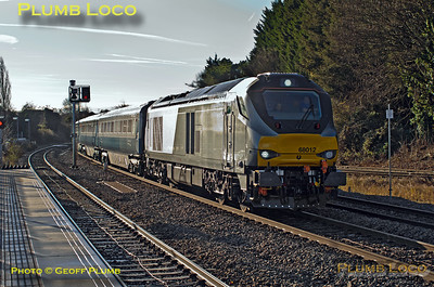 68012, Princes Risborough, 5J68, 15th December 2014