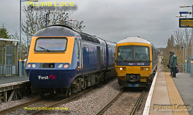 43041 & 165 128, South Greenford, 25th February 2014