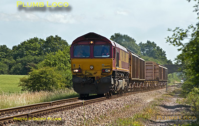 66095, Charndon, 6A49, 4th July 2014