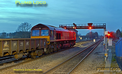 66124, Princes Risborough, 6P03, 8th March 2014
