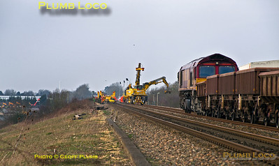 OTP & 66012, Launton, 6P01, 8th March 2014