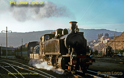 CP No. E214, Régua, 4th November 1969