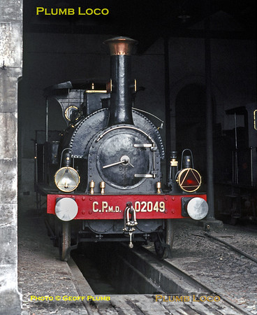 CP  No. 02049, Braga, 8th November 1969