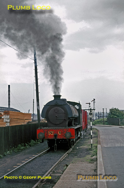 NCB No. 6, Whitehill Point, June 1969