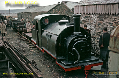 """Princess"", Boston Lodge, 20th April 1963"