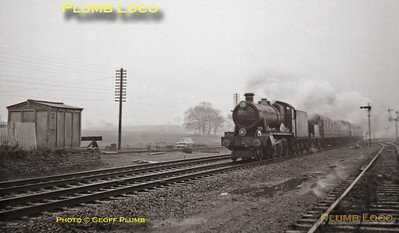 6998 & 1466, Witham Friary, 2Z51, 2nd December 1967