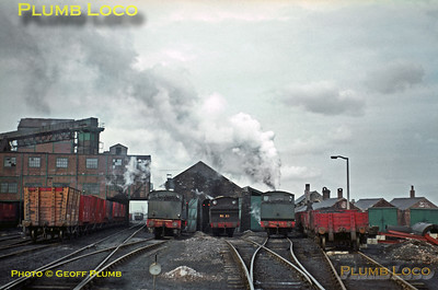 General View, Backworth Colliery (Eccles) Engine Shed, March 1969