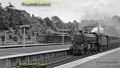 61073, Hadley Wood, 4th August 1962