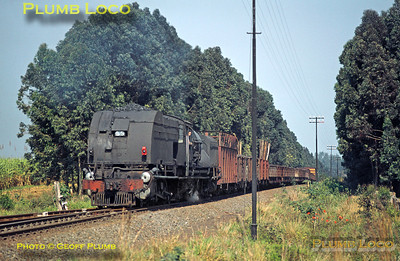 SAR No. 4027, near Empangeni, 24th August 1972