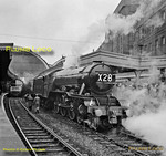 "4472 ""Flying Scotsman"", Paddington, X28, 20th April 1963"