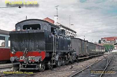 CP No. 077, Braga, 8th November 1969