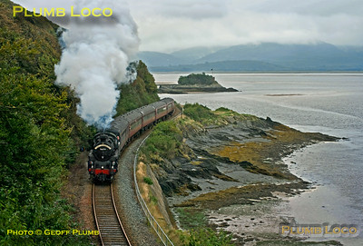 """76079, """"The Cambrian"""", Picnic Island, 28th August 2008"""