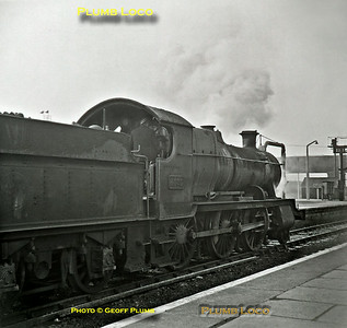 6335, Severn Tunnel Junction, 25th February 1963