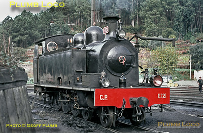 CP No. E121, Sernada do Vouga, 10th November 1969