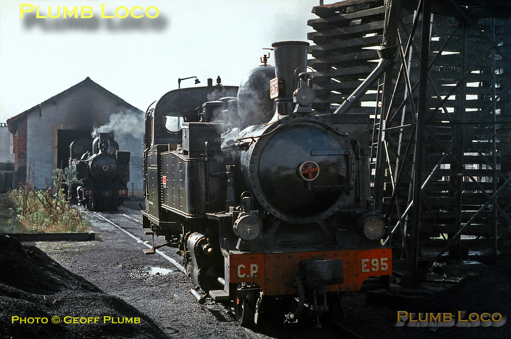 CP No. E95, Aveiro, 9th November 1969