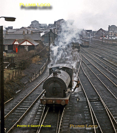 NCB No. 1, Ashington Colliery, March 1969