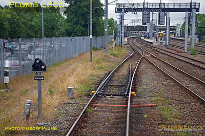 "PoV 319 444, BLS ""Thameslink Tracker"", Bedford North Siding, 1Z19, 12th July 2015"