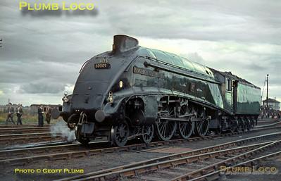 60009, Niddrie West Junction, 26th September 1964