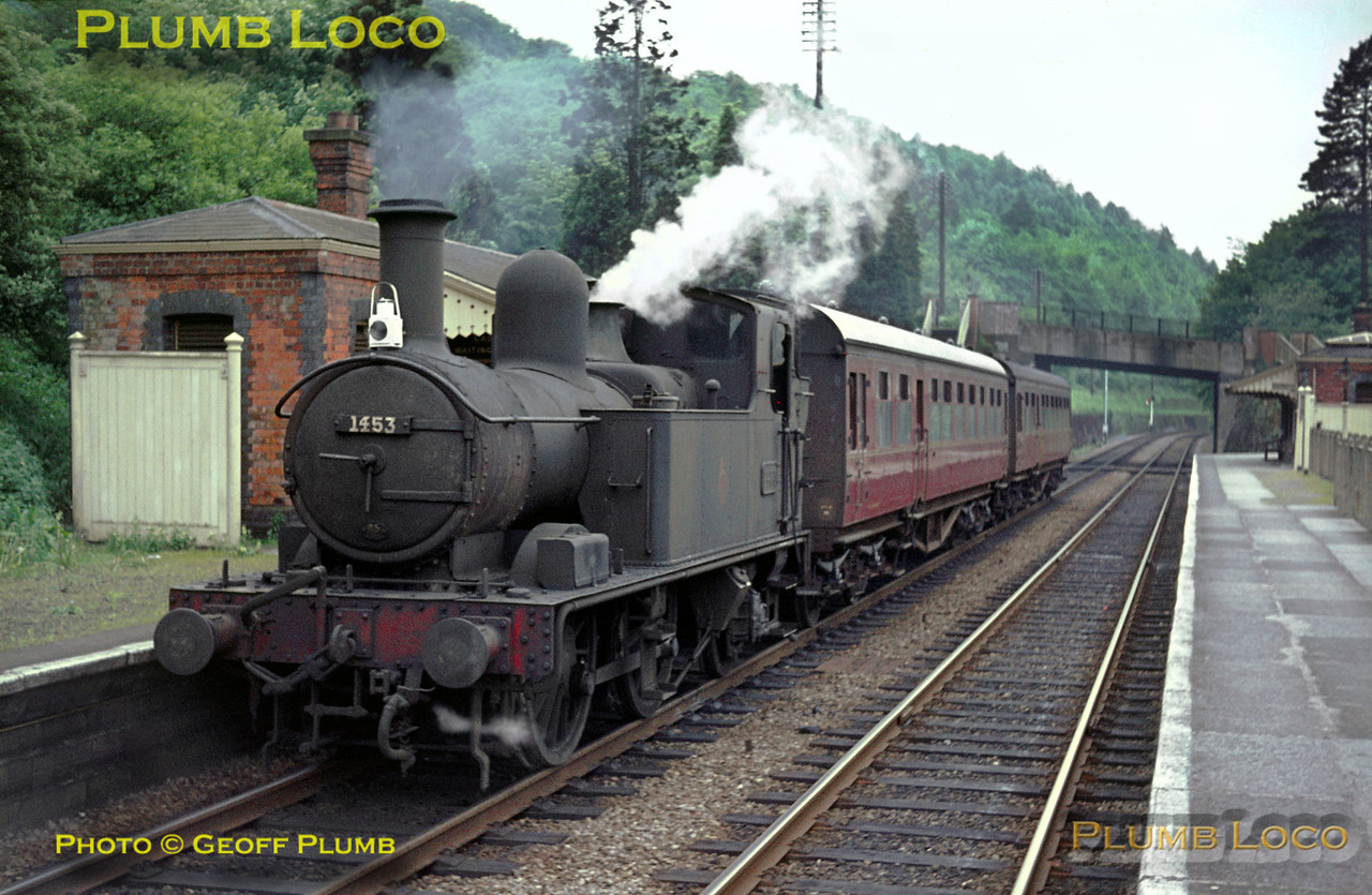 1453, Chalford, 23rd May 1964