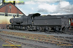3848, Swindon Works, 9th May 1964