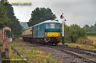 E6036, Gotherington, 2C69, 24th July 2015