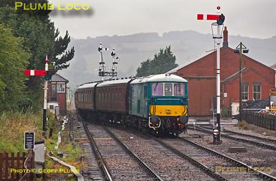E6036, Toddington, 2T74, 24th July 2015