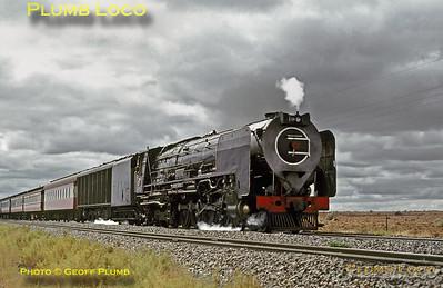 SAR No. 3455, Houtkraal, 3rd September 1972