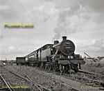 "42350, 1X72, the RCTS ""Fernie Railtour"", Fletton, 25th August 1962"
