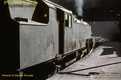 42616, Birkenhead Woodside, 7th May 1966