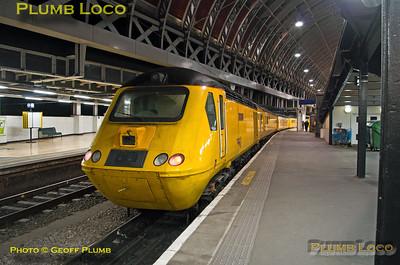 43062, NR New Measurement Train, Paddington, 1Q18, 25th September 2015
